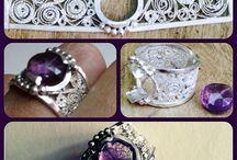 Silver jewelry making