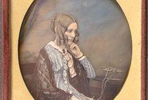 1840's Women's Hairstyles