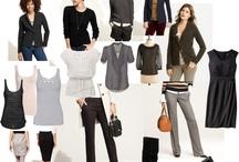 Work wardrobe...