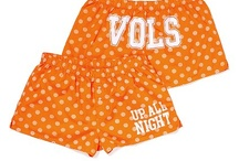All Big Orange! GO VOLS! / by Paige Towers