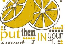 When life gives you lemons / Anything and everything that has to do with lemons...Yum!! / by Barb Norcross