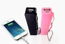 Bärbara mobilladdare