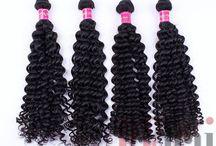 BF Brazilian Deep Wave Hair Extension / Shop page: http://goo.gl/tkAvHj
