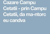 Cazare Campu Cetatii