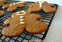 Cookies to make / by Kate Philpot Levin