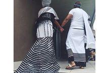 Xhosa traditional wear