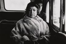 Diane Arbus  (1923 – 1971) American photographer / Diane Arbus ( March 14, 1923 – July 26, 1971) was an American photographer and writer noted for photographs of marginalized people—dwarfs, giants, transgender people, nudists, circus performers—and others whose normality was perceived by the general populace as ugly or surreal. Source-More: https://en.wikipedia.org/wiki/Diane_Arbus
