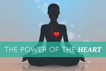 """Heart-Mind Connection / Chinese Medicine refers to the mind as Xin or """"Heart-Mind"""". What if we were able to connect, and not separate, our mind and heart"""
