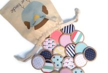 Wooden Discs / See what you can do with wooden discs!