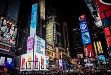 NEW YORK CITY - Times Square  / Photos prises lors de mes séjours à NYC en 2012 et 2013