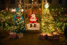 12.13.14 Tree Lighting Celebration / by M Restaurant at The Morris House Hotel