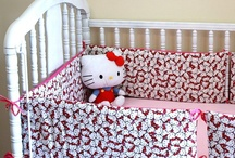 Hello kitty baby nursery / by Kitty White