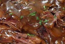Beef recipes / by Janie Wright