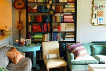 Room Inspiration | Family Rooms and Hallways / by Sarah McGowan