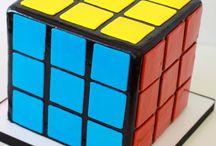 Rubiks / by Party Pony Pinata ~ Nicola