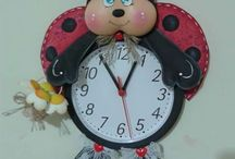 Relojes Goma Ev@ 3D