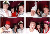 Pic 'N' Clic Photo Booth Hire / Pic 'N' Clic Photo Booth hire provides an entertaining way for you and your friends to remember, share and cherish memories from your special occasion!  www.onestopweddingshopstaffordshire.co.uk