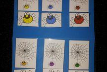 Pavouci barvy