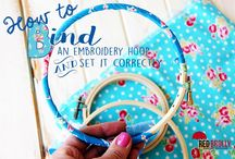 Stitching and Hand embroidery / by Kwan's Quilt