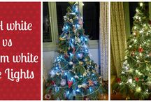 Christmas Decorating / Christmas, Christmas trees, Christmas decor,