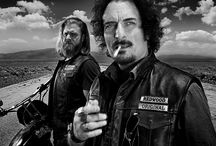 Sons of Anarchy! Fear the Reaper! / by Samantha Parler