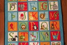 Baby Quilts, rugs and wallings