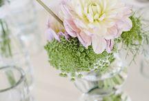Wedding Table Arangements
