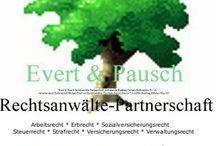 Arbeitsrecht / Arbeitsrecht bei Evert & Pausch Rechtsanwälte-Partnerschaft, Eilbeker Weg 197, 22089 Hamburg, Tel.+49 40 6523377 mail@eprae.de