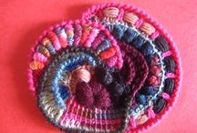 Freeform Crochet Scrumbles / Scrumbles to inspire