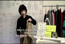 Men's Pants Instructional Package Overview