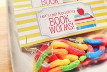 Back to school! / Cute back to school crafts for the kids, teacher inspired gifts and fun snacks with a school theme!!!