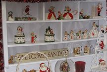 vintage christmas / by Beth Hicks