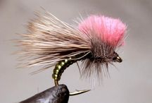 Neat Flies / Some neat Flies for Fly Fishing. Methods of fly fishing.