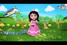 Animal ABC - Kachy TV - Kids Songs!