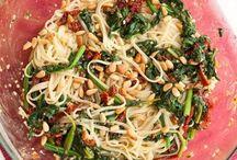 Recipes: Vegetarian and Vegan