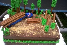 Uncle Henry's birthday cake