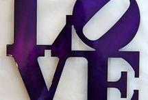 Purple  **paars**