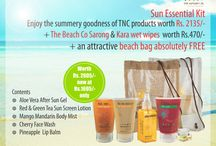 The Nature's Co. Sun essential Kit