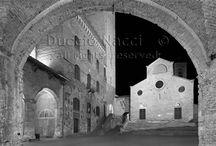 San Gimignano / Where I am happiest