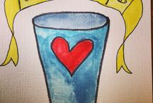 The Love Cups / [art meets social justice] and causes a life changing movement / by Amanda Blair Dexheimer