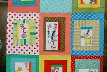 Quilting - Children - Dr suess