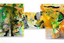 Philippa Blair abstract