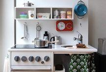 кухня детям