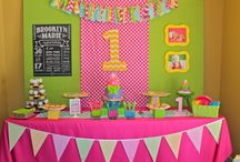 Party Ideas Evi