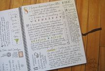 Journal Keeping/Daily Planner/Organizing / All things to do with getting/keeping life organized/balanced!