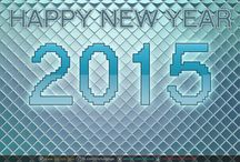 Happy New Year 2015 Wallpapers / Happy New Year 2015 HD wallpapers collection by XiTCLUB