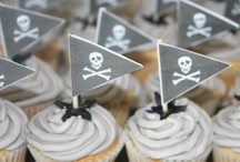 Pirate Party...Argh Matey / by Jacob.Grace Designs