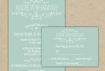 My wedding - invites