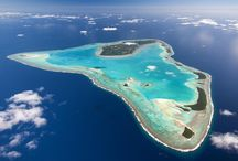 Aitutaki / Images of Aitutaki and our beautiful lagoon which are all in close proximity to Tamanu Beach Resort