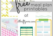meal planning / by Tamara Parks